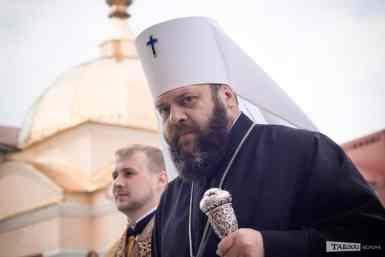 митрополит Луцький і Волинський УПЦ КП Михаїл (Зінкевич)