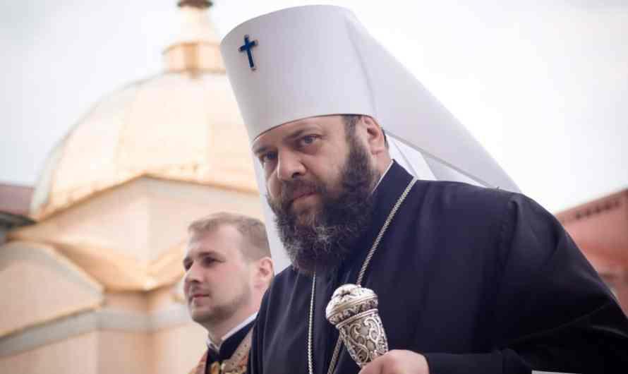 Митрополит Михаїл: На Волині 90% мирян за об'єднання в помісній церкві