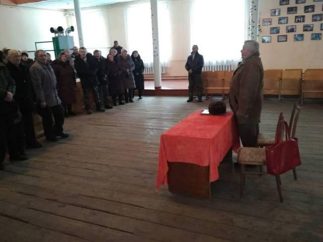 Релігійна громада села Урвенна Здолбунівського району