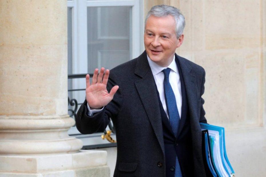 Міністр економіки Брюно Ле Мер