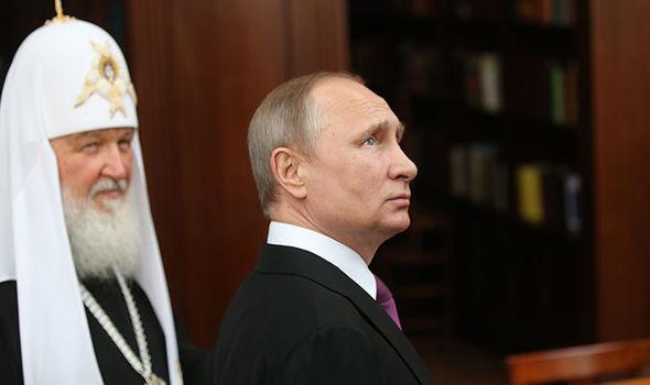 Удар Томосом. Путін готує звільнення патріарха Кирила