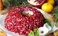 Салат на Святвечір і Різдво