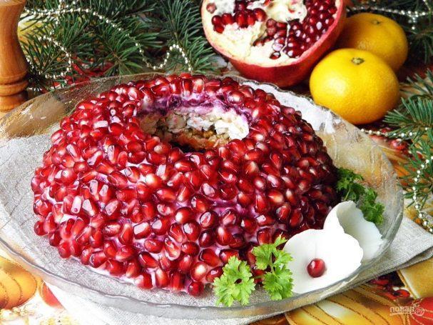 Рецепти салатів на Святвечір і Різдво Христове