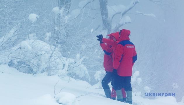 Рятувальники, гора Піп Іван