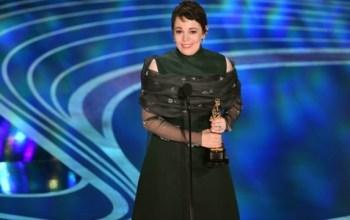 """Шлях до """"Оскара"""". Олівія Колман колись працювала прибиральницею"""