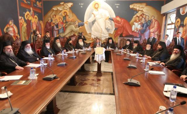 Синод церкви Кіпру