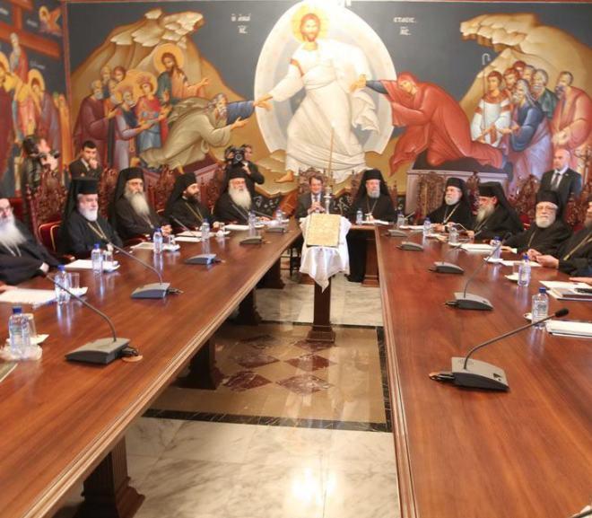 Визнання ПЦУ Церквою Кіпру гальмують російські гроші
