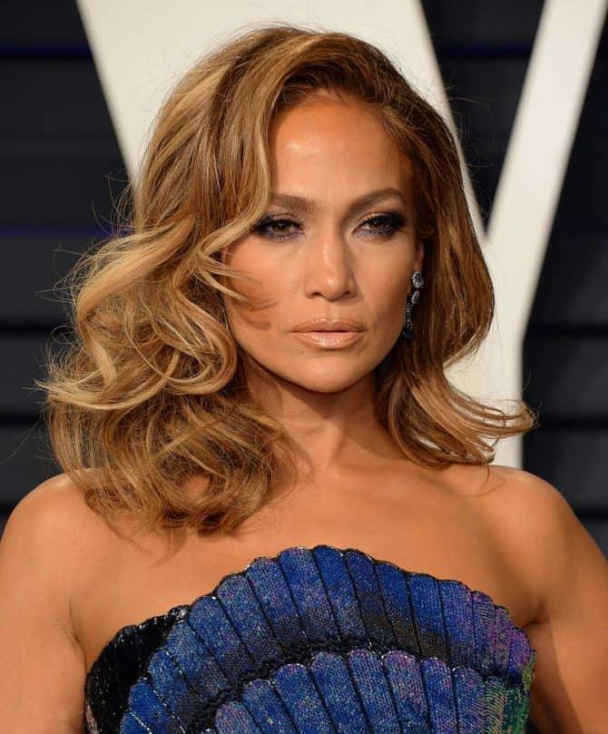 Дженніфер Лопес (Jennifer Lopez) – 2019 Vanity Fair Oscar Party в Беверлі Хіллс