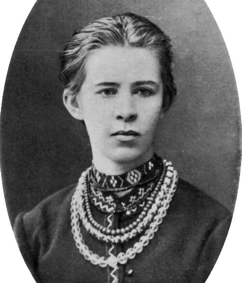 25 лютого – день народження Лесі Українки