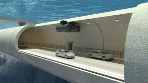 Зображення плавучого тунелю