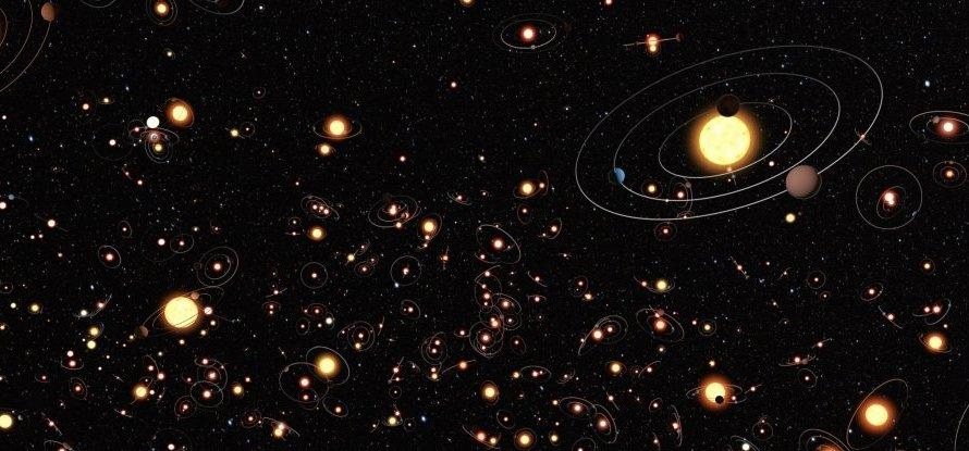 Чумацьким Шляхом мандрують мільярди планет-ізгоїв – вчені