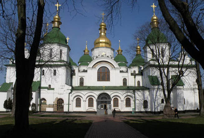 Собор св. Софії у Києві