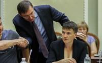 Луценко про звільнення Савченко і Рубана