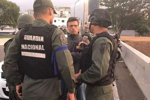 Путін розлючений. У Венесуелі військові переходять на бік опозиції