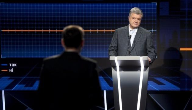 За Порошенка готові проголосувати 44% виборців - дані соцопитування
