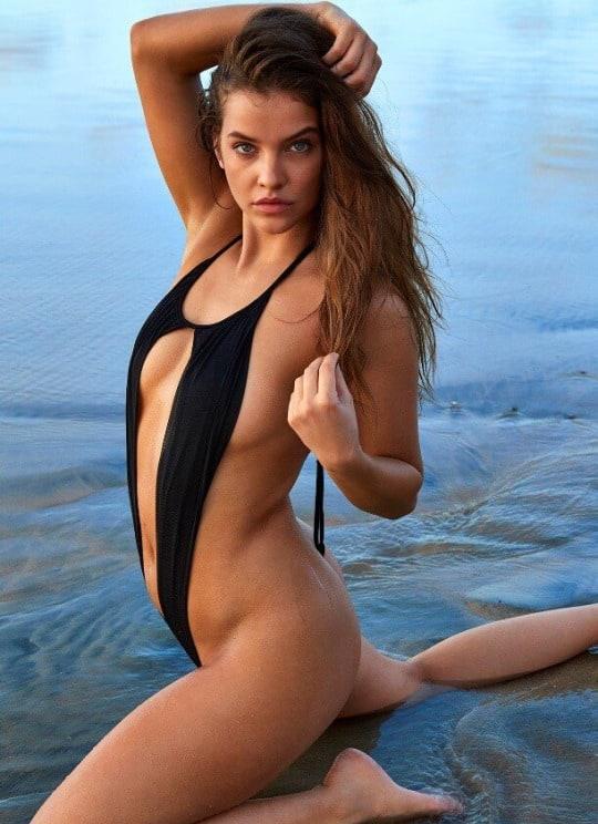 Супермодель Барбара Палвін - фотосесія для Sports Illustrated Swimsuit 2019.