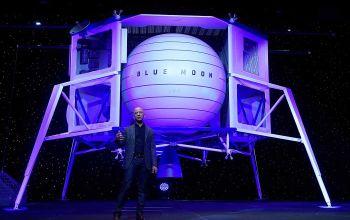 Blue Moon – місячна станція від засновника Amazon
