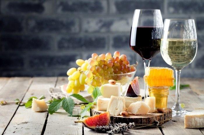 толові та десертні вина