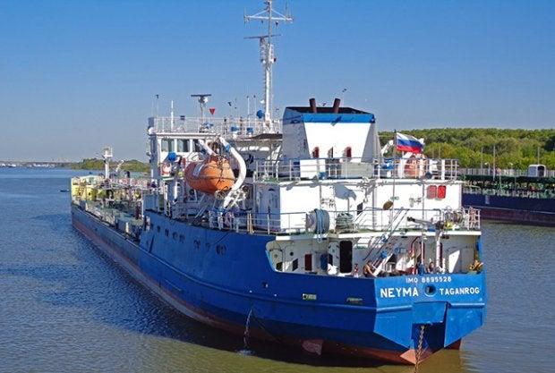 Володимир Зеленський особисто санкціонував затримання російського судна NEYMA