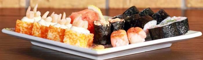 гункан- суші