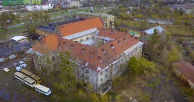 Монастир кармелітів і костел