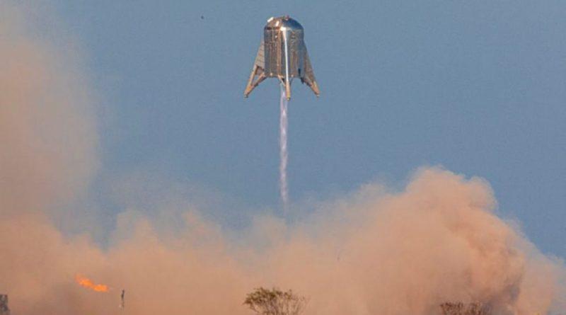 Космічний апарат Starship