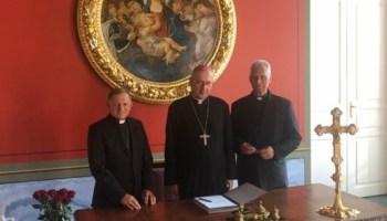 Зустріч єпископів Католицької церкви