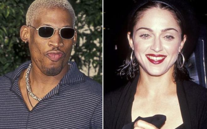 Родман і Мадонна