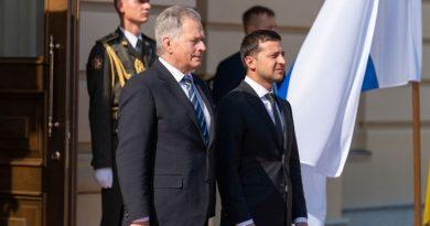 Зеленський про контакт з Путіним