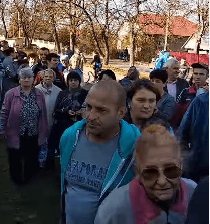 Конфлікт у Краковці