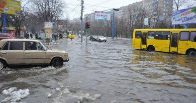 В Україні у 2020 році очікуються урагани й повені.