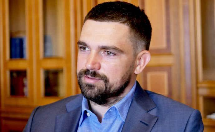 Перший заступник голови АП Сергій Трофімов
