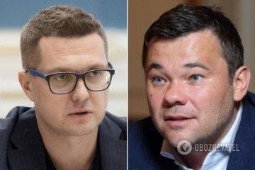 Голова СБУ та Богдан