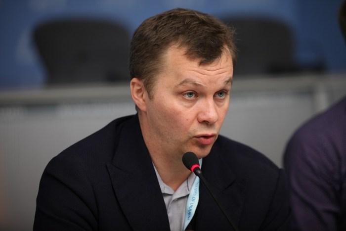 Міністр економічного розвитку, торгівлі та сільського господарства України Тимофій Милованов