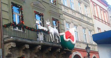 У Львові відкриється різдвяний ярмарок