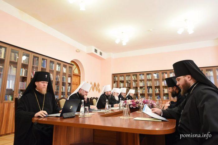 Синод Православної церкви України