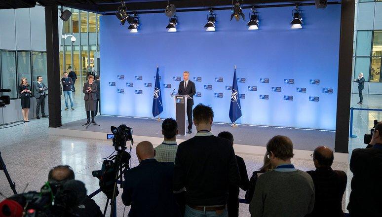 генсек НАТО Йенс Столтенбер