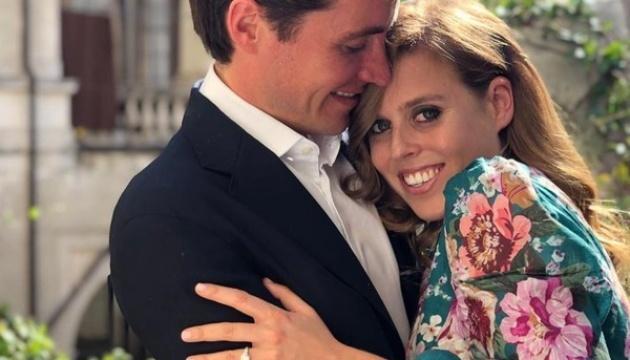 Стала відома дата одруження принцеси Беатріс