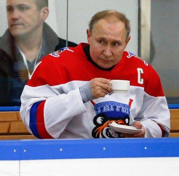 Нове фото Путіна спричинило шквал обговорень