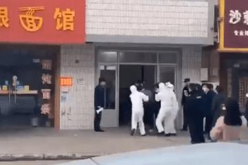 У Китаї почалися облави