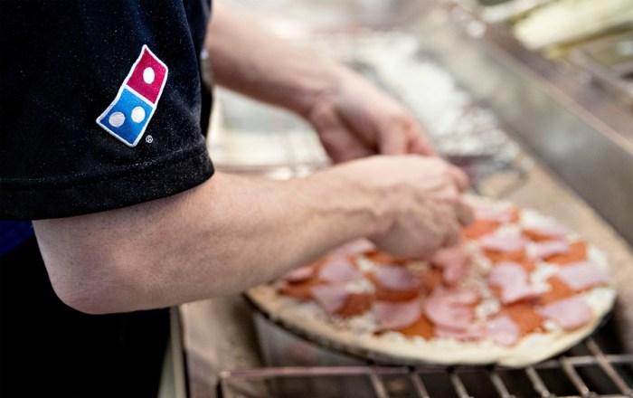 Як працює Domino's Pizza