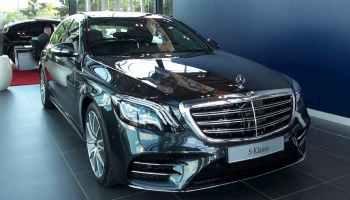 Mercedes-Benz S 350 d 4MATIC long