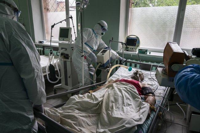 палата в лікарні