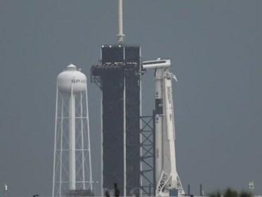 Crew Dragon компанії SpaceX