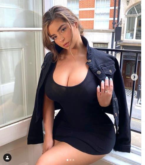 Демі Роуз - модель