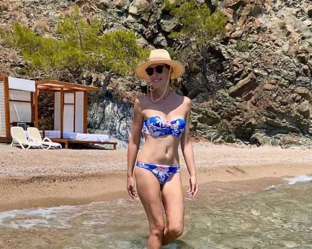 Катя Осадча в Туреччині