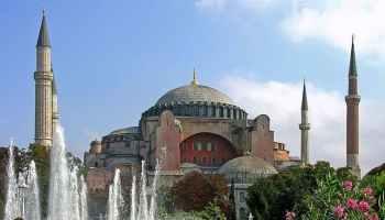 Стамбул, Свята Софія