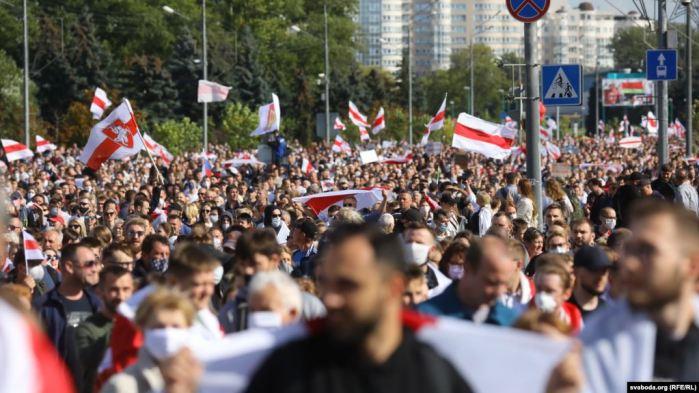 Мінськ, 13 вересня