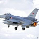 Турецький F-16 збив штурмовика вірменської армії