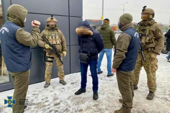 """СБУ затримала російського агента: отримував документи на танк """"Оплот"""""""